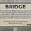 Thumbnail: Former Bishop McDevitt Stadium -Repurposed Bleacher Shadow Box -Rare Collectible