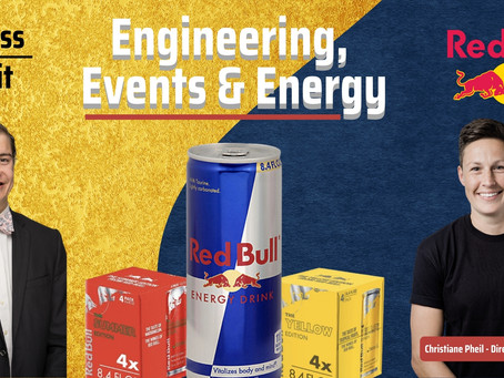 Engineering, Events, and Energy | Director of Marketing - Red Bull | Process Over Profit Podcast Ep4