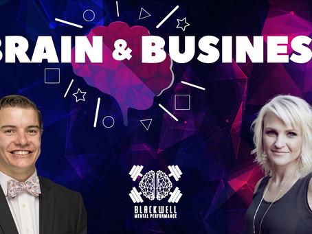 Brain & Business | Mental Health, Mindset & Motivation | Katherine Blackwell | Episode #10