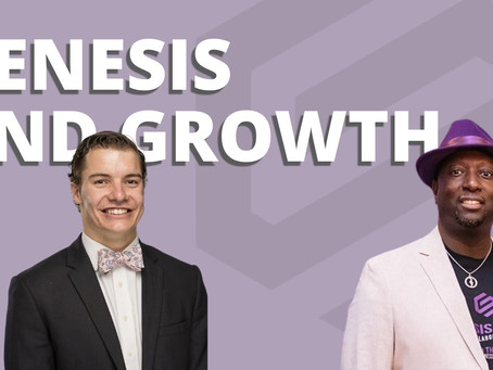 Gensis and Growth | Building Businesses, Helping Others | Girard Newkirk | Genesis Block | Ep #12