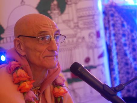 Friday January 29th HH Dayananda Swami Maharaj