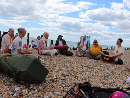 Friday July 16th - Beach Kirtan