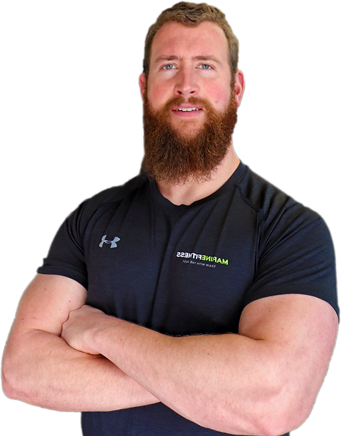 Marine Fitness   Personal Trainer   Online Personal Trainer