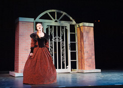 """In My Life"" - Les Misérables Cosette  Berkeley Preparatory School Musical 2018 (12th grade)"