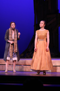 """A Very Nice Prince"" - Into the Woods Cinderella  Berkeley Preparatory School Musical 2017 (11th grade)"