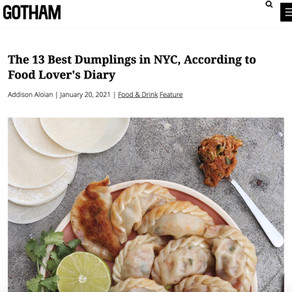 The 13 Best Dumplings in NYC, According to Food Lover's Diary