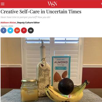Creative Self-Care in Uncertain Times