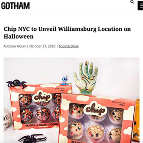 Chip NYC to Unveil Williamsburg Location on Halloween