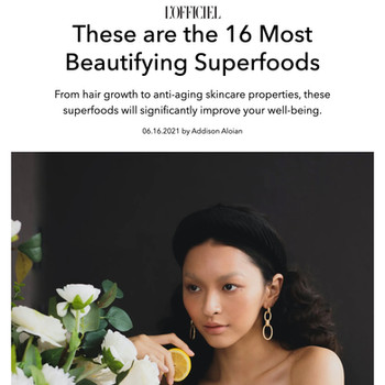 These are the 16 Most Beautifying Superfoods