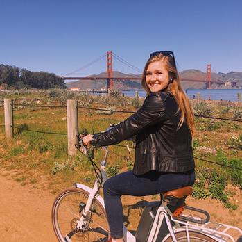 San Francisco: Biking, Sightseeing, FOOD!