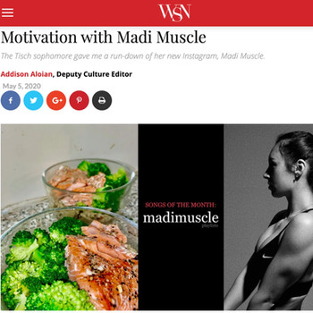 Motivation with Madi Muscle