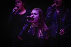 """Writing's On the Wall"" - Sam Smith (solo) Mello Divas Berkeley Preparatory School, April 2017 (11th grade)"