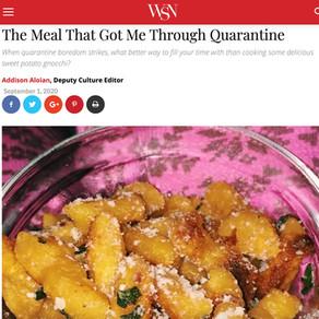 The Meal That Got Me Through Quarantine