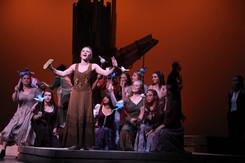 Into the Woods Cinderella Berkeley Preparatory School Musical 2017 (11th grade)
