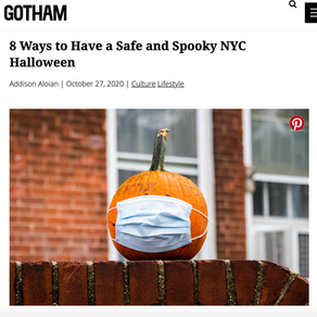 8 Ways to Still Have a Spooky NYC Halloween This Year