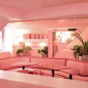 All Things Pink at Pietro Nolita