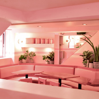 All Things Pink at Pietro Nolita