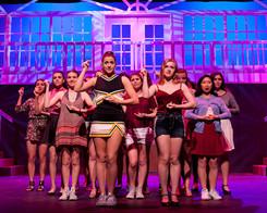 """Omigod You Guys"" - Legally Blonde Pilar Berkeley Preparatory School Musical 2016 (10th grade)"