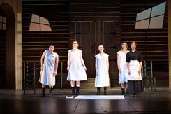 The House of Bernarda Alba Magdalena Alba Berkeley Preparatory School Advanced Theatre Production 2017 (11th grade)