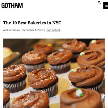 The 10 Best Bakeries in NYC