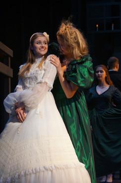 Les Misérables Cosette Berkeley Preparatory School Musical 2018 (12th grade)