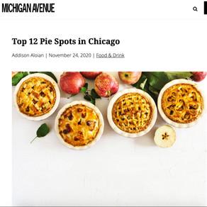 Top 12 Pie Spots in Chicago