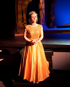 """""""On the Steps of the Palace"""" - Into the Woods Cinderella Berkeley Preparatory School Musical 2017 (11th grade)"""