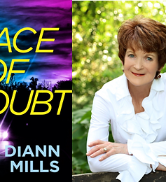 DiAnn Mills and Trace of Doubt Book.PNG