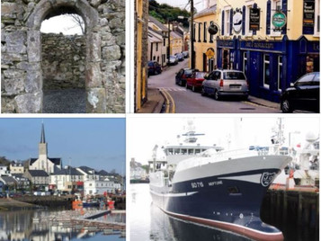 K is for Killybegs - Ireland, that is