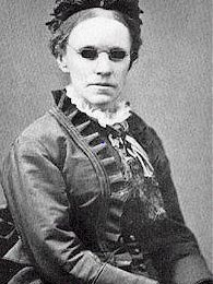 P is for Poet - Fanny J. Crosby