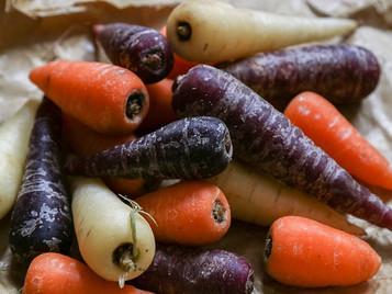V is for Vegetables (Autumn)