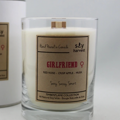 SOY HARVEST CANDLE (BEACHSIDE BOARDWALK)