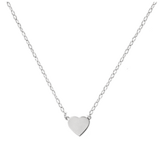 TRHG BABY HEART NECKLACE