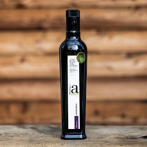BIO Olivenöl Cornicabra 0.5 Ltr.