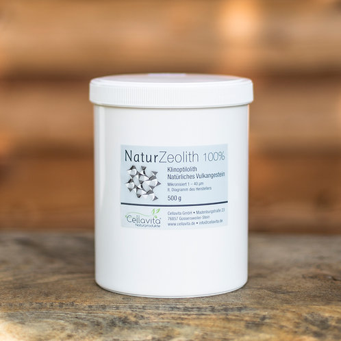 Natur Zeolith 500g