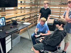 Experience Virtual Reality