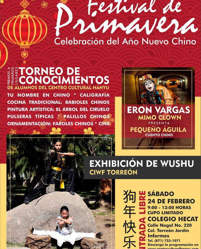 Festival Primavera 2018