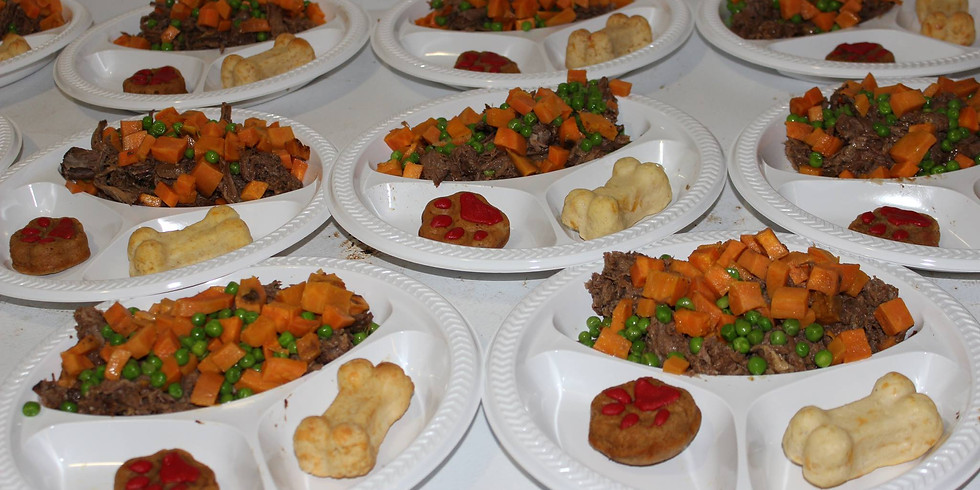 Christmas Dinners for WAC