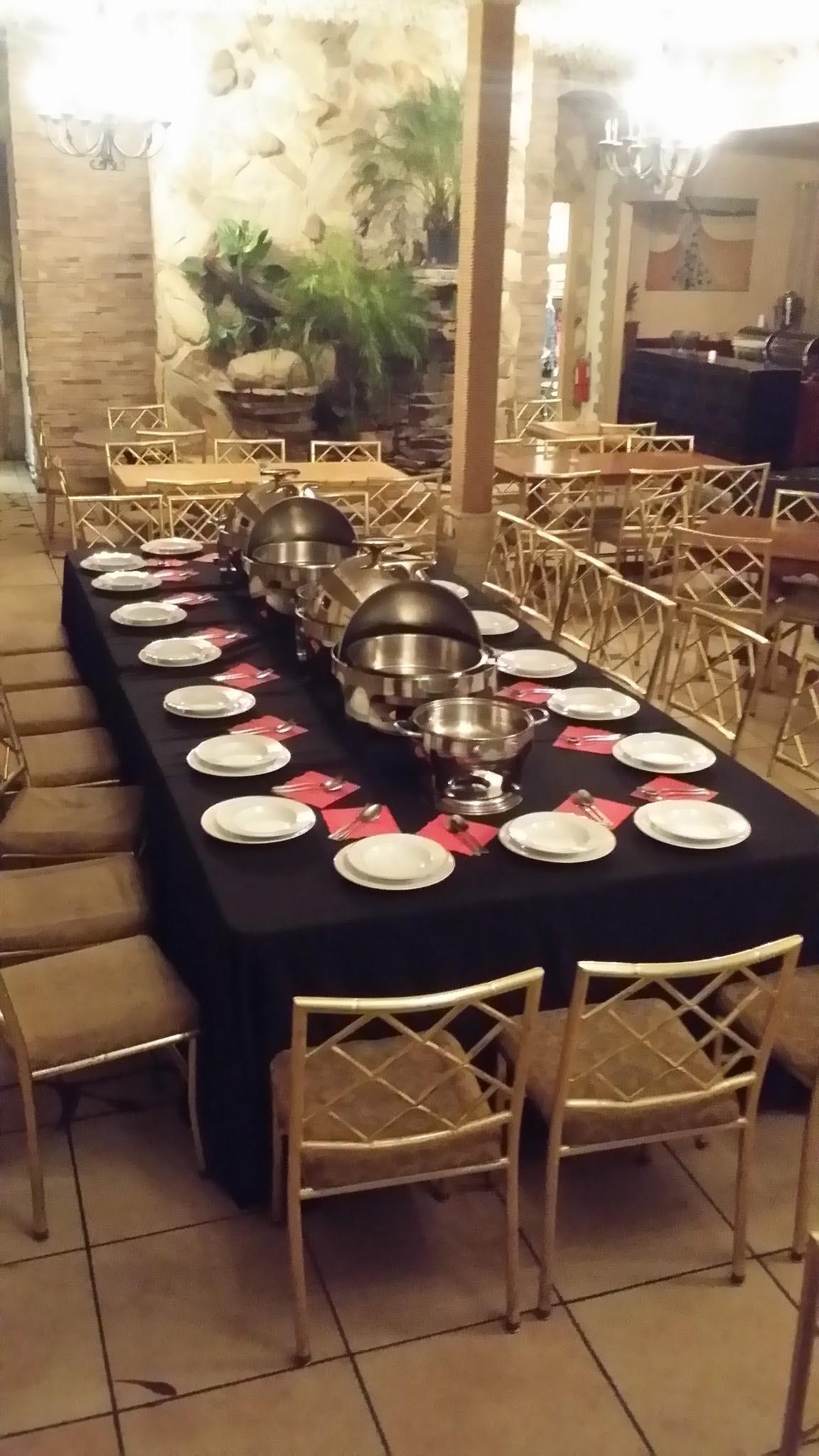 Custom Table Setup