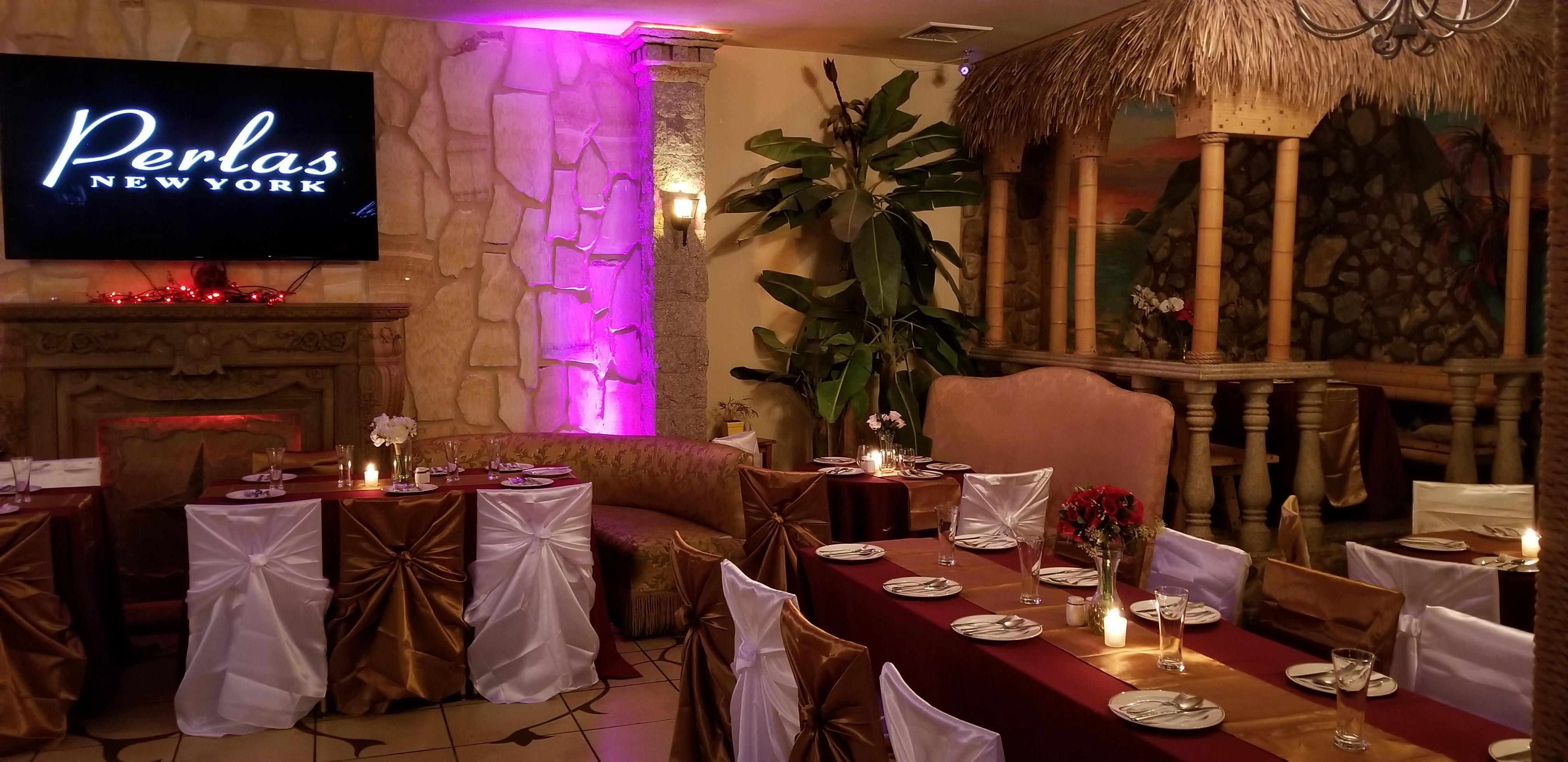 wedding reception hall