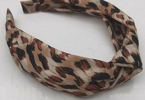 Animal Print hairband