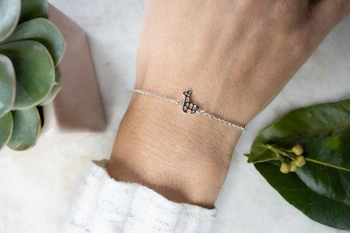 Geometric giraffe bracelet BC14