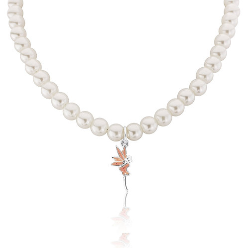 Fairy Pearl necklace for girls