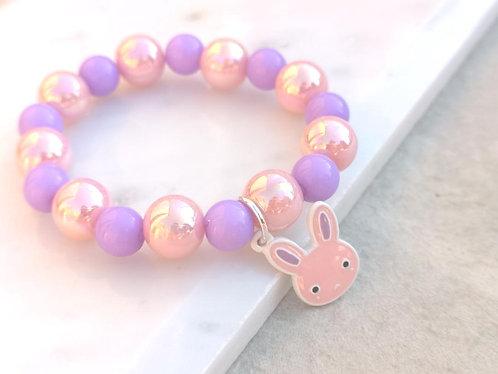 Scandinavian rabbit bracelet
