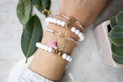 Stacking turtle bracelet BC08