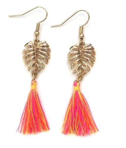 Tassle fun earrings