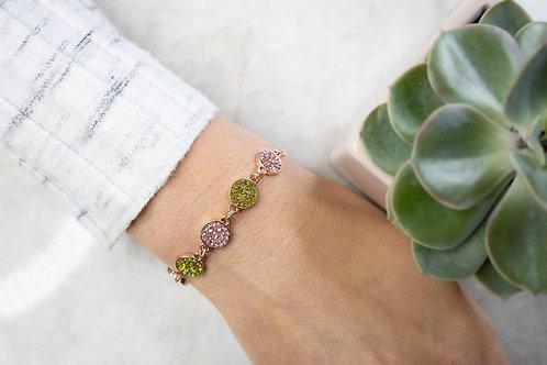 Summer time sparkle bracelet BC13