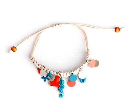Holiday bracelet by the sea BC17