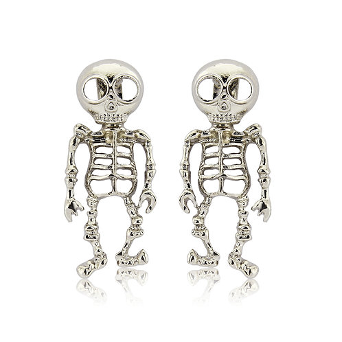 Dancing Skeleton Earrings HA04