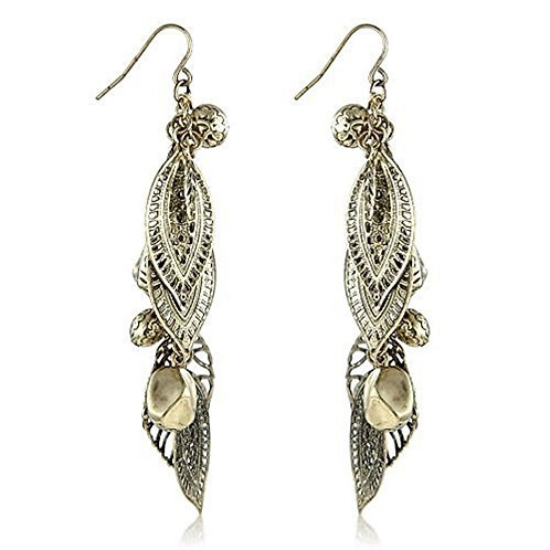 Leaf Cluster Earrings EL37